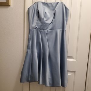 Baby Blue Homecoming dress size 12